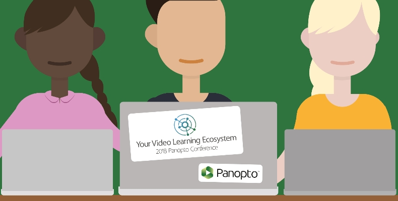 Sign up now for the Panopto Conference on video learning
