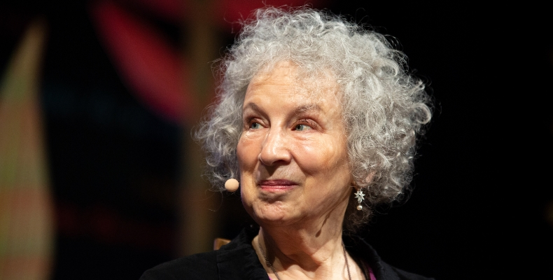 Margaret Atwood, Hay Festival 2018