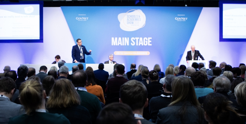 Schools-and-Academies-Show-main-stage