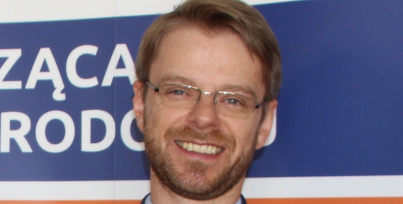 Rafal Lew-Starowicz is deputy director at the Ministry of National Education (Poland)