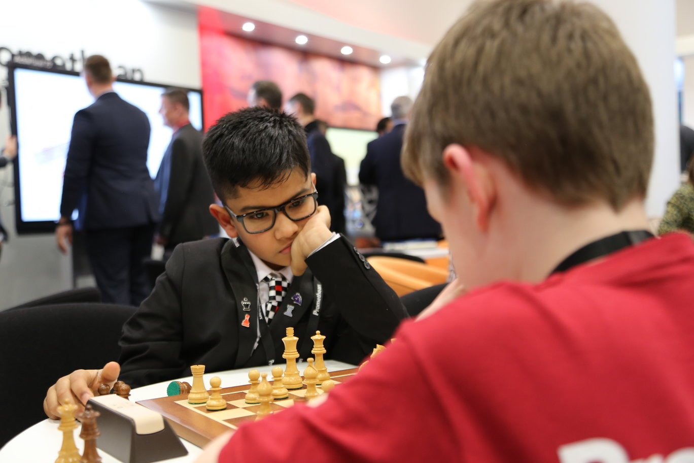 Critical and analytical thinking are some of the key skills learned in chess