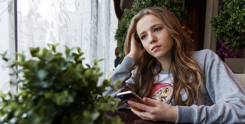 New research released on Stop Cyberbullying Day reveals young people addicted to phones