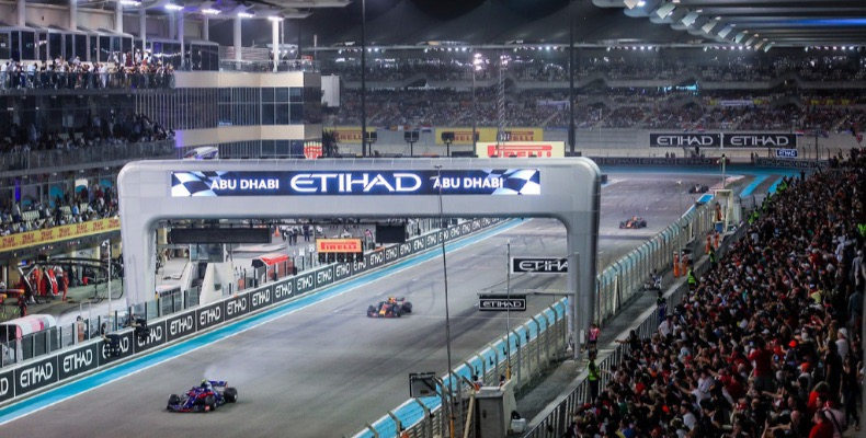 The world final of F1 in Schools will be hosted in Abu Dhabi