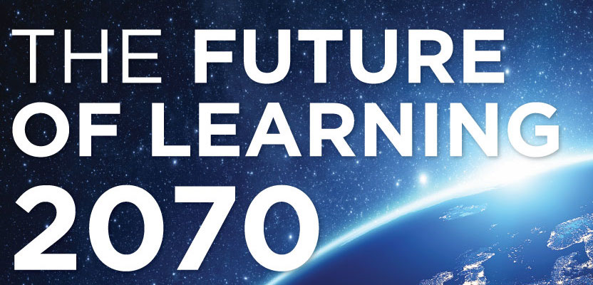 The Future of Learning 2070 report marks the 50th anniversary of the Open University