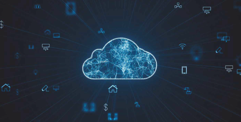Cloud services are available publicly and privately