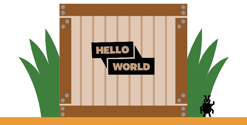 Hello-World-crate-Hello-Hub-learning-