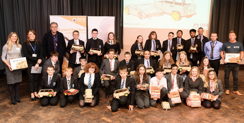 Pupils-from-across-Newport-competed-in-the-challenge