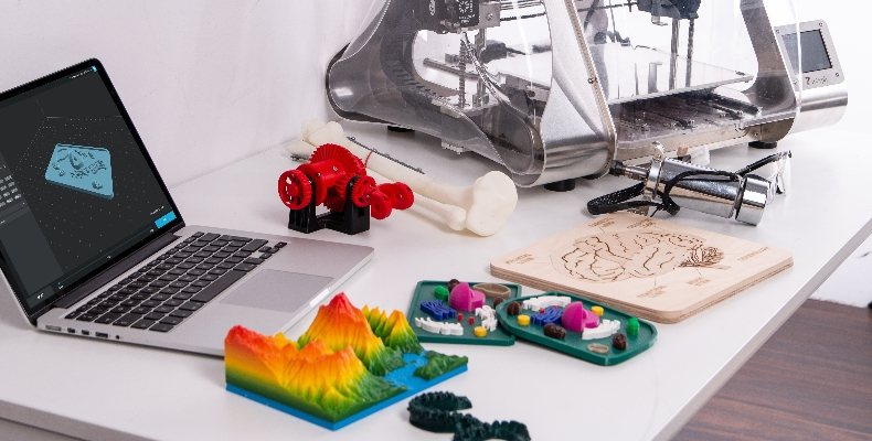 How 3D printing can improve STEAM subject and classroom engagement