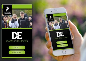 DofE Game-Changer app launches across the globe