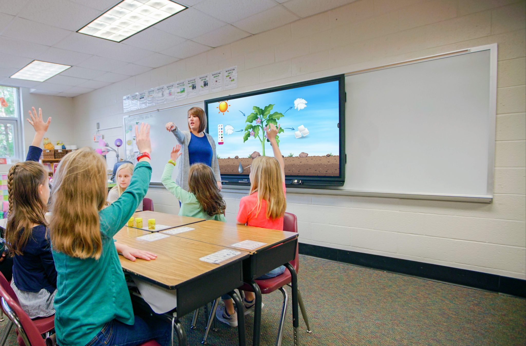 Promethean ActivPanel being used within a classroom (1) (1)