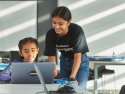 Mental Health Awareness Week: coding and game-building children